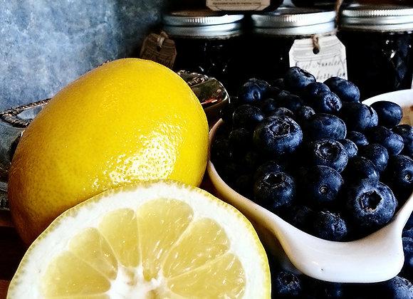 Sweet Annalee's Blueberry Jam