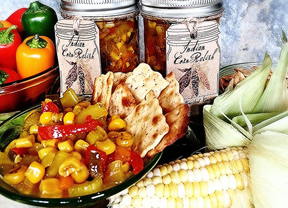 Indian Corn Relish