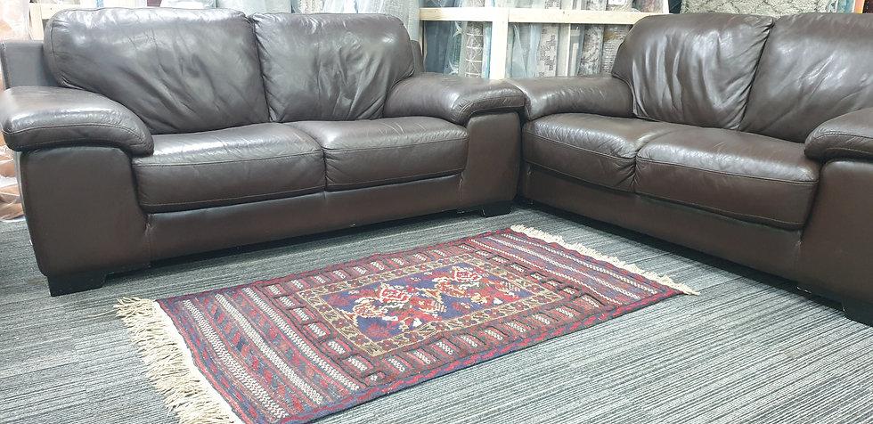 Vintage Wool Pre-Owned Rugs Afghan Belutsch 84 x 138 cm