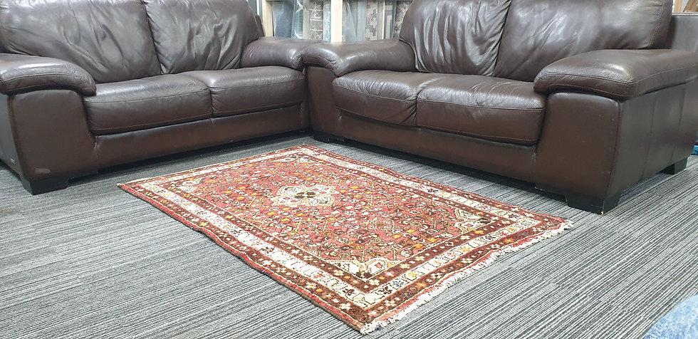 Vintage Wool Pre-Owned Rugs Persian Hamadan 105 x 160 cm