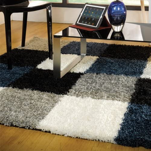 Flair Rugs Andes Blue/Grey