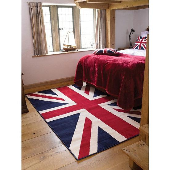 Flair Rugs Simplicity Element Prime Buckingham Union Jack
