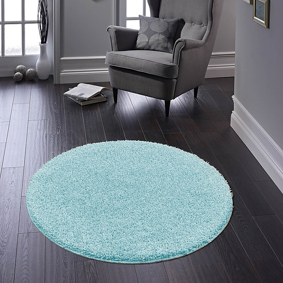 Buddy Mat Baby Blue Bathroom Mat