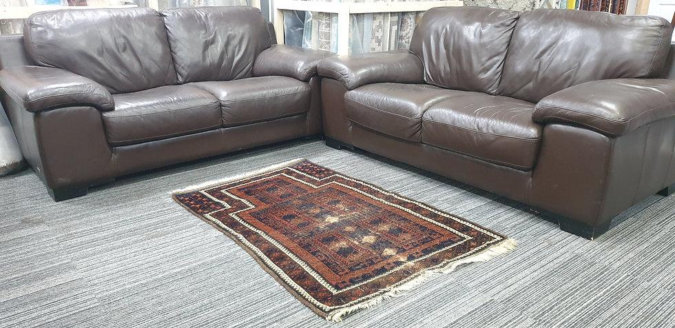 Vintage Wool Pre-Owned Rugs Afghan Belutsch 85 x 130 cm
