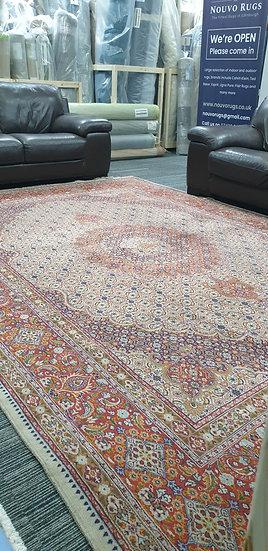 Vintage Wool Pre-Owned Rugs Persian Moud 250 x 345 cm