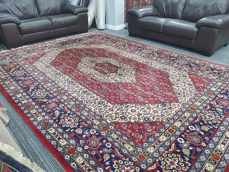 Vintage Wool Pre-Owned Rugs Indian Bidjar 250 x 350 cm
