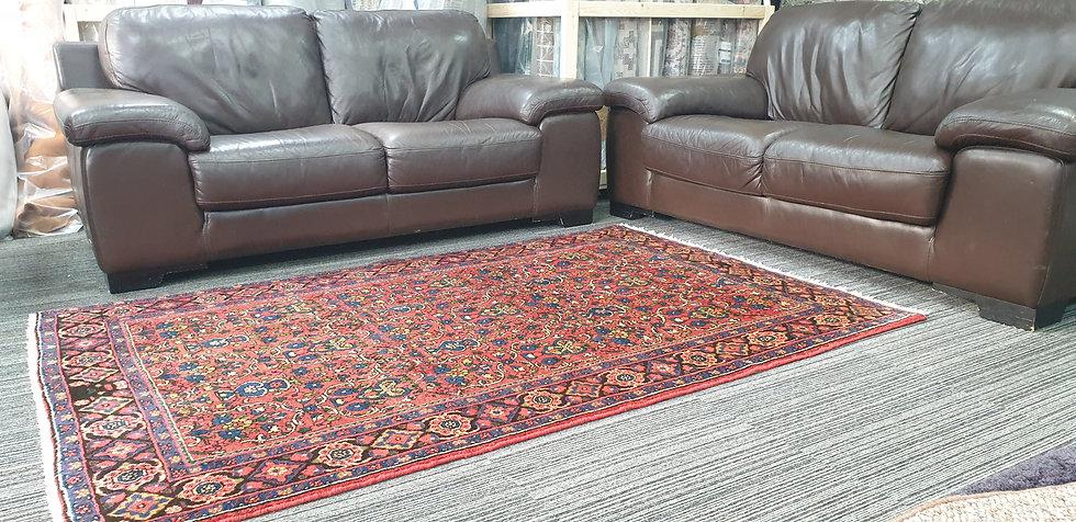 Vintage Wool Pre-Owned Rugs Persian Tabriz 140 x 200 cm