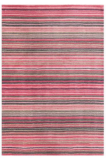 Oriental Weavers Carter Stripe Pink