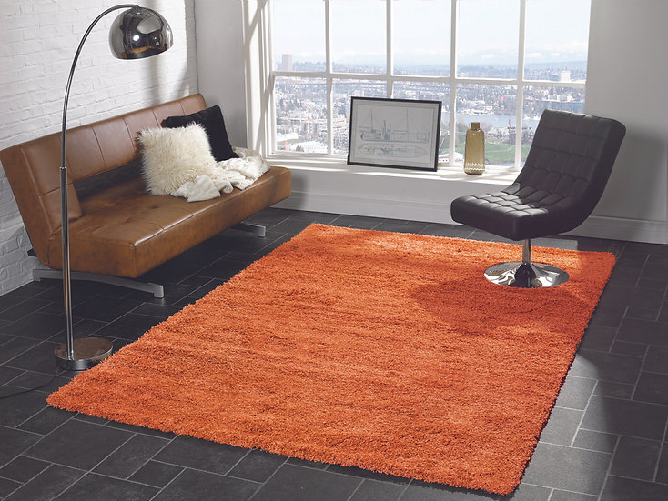 Flair Rugs Nordic Cariboo Orange