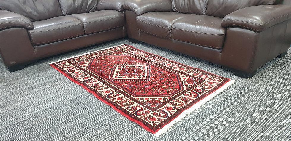 Vintage Wool Pre-Owned Rugs Persian Hamadan 100 x 160 cm