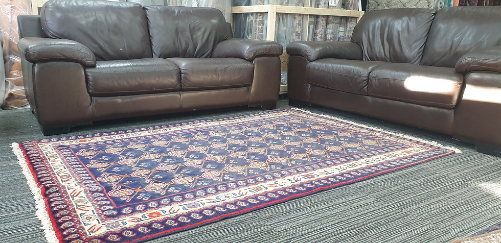 Vintage Wool Pre-Owned Rugs Persian Nawahand 139 x 200 cm