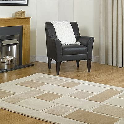 Flair Rugs Visiona Soft 4304 Beige