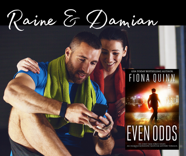 Raine & Damian