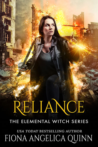Reliance by Fiona Quinn Books