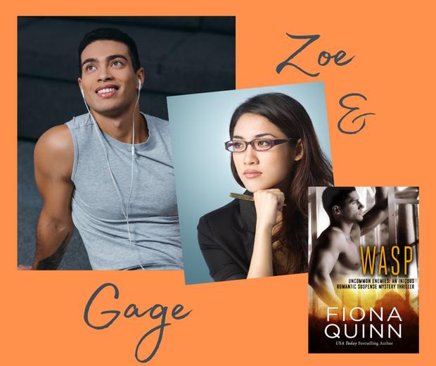 Zoe & Gage