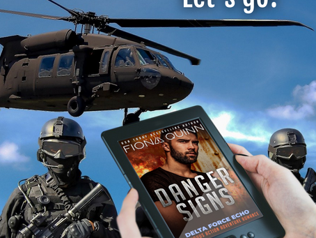 Danger Signs - Book One of Delta Force Echo