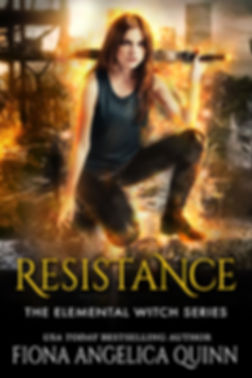 Resistance by Fiona Quinn Books