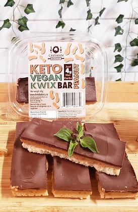 Keto Vegan Peanut Kwix Bar