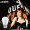 Thumbnail: S14 Medium Base Clear LED Decorative Bulb with Shine Line Light Bar, 1W, 2700K