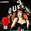Thumbnail: S14 Medium Base LED Decorative Bulb with Internal Red Coating, 1W
