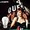 Thumbnail: S14 Medium Base Clear LED Decorative Bulb with Shine Line Light Bar, 1W, 2400K