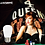 Thumbnail: S14 Medium Base LED Decorative Bulb with Internal White Coating, 1W, 2700K