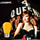 Thumbnail: S14 Medium Base LED Decorative Bulb with Internal Yellow Coating, 1W