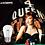 Thumbnail: S14 Medium Base Clear LED Decorative Bulb with Light Bar, 1W, 2700K
