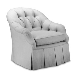 Item# 23154 Lounge Tufted Armchair