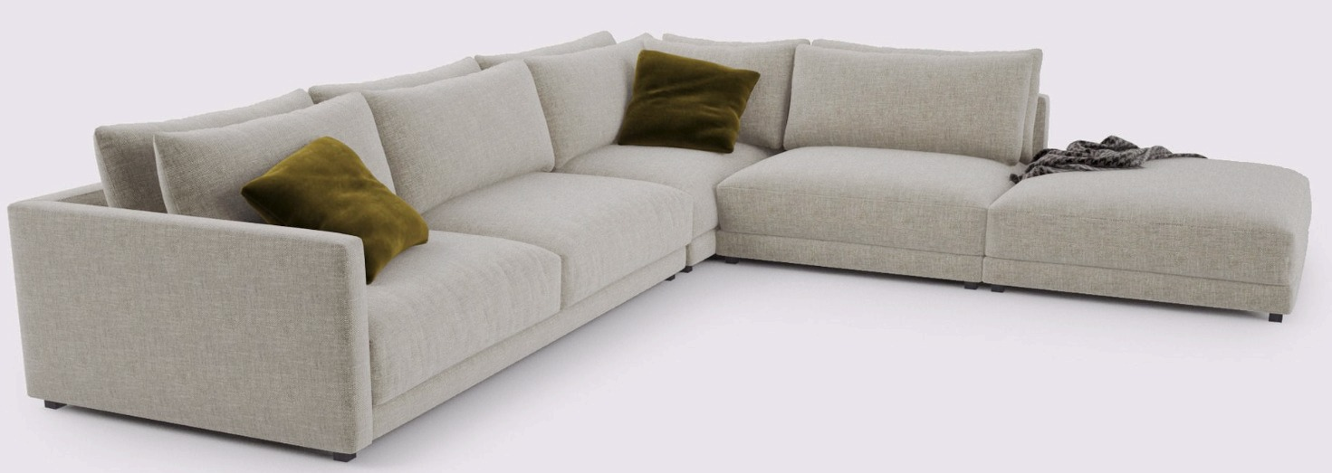 Alberto Sectional Item #102005