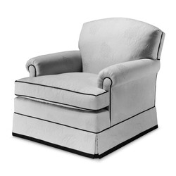 Item# 2329 Alberto Lounge Arm chair