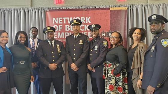 Network of Black Employees 33rd MLK Jr. Breakfast!