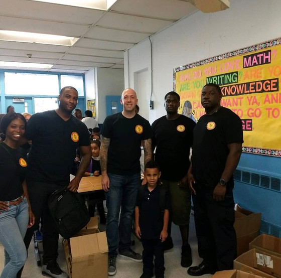 5th annual bookbag and school supplies giveaway!