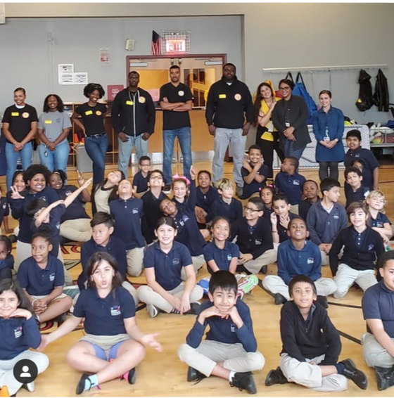 Beloved Community Charter School Anti-Bullying discussion