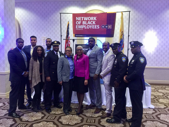 Network of Black employees event
