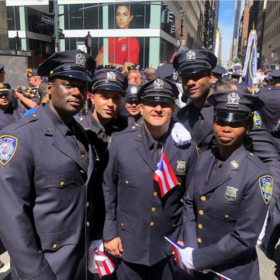 2019 Puerto Rican day parade!