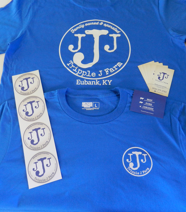 Tripple J Farms Shirts etc.