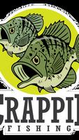 Crappie fish artwork