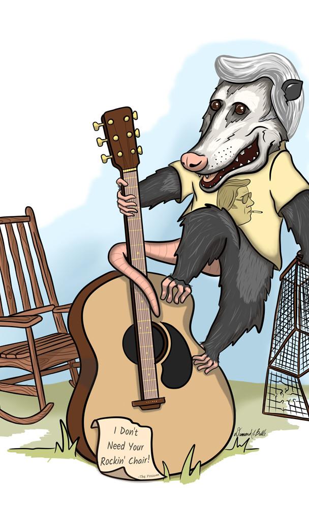 the possum