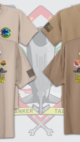 PACAF 2019 shirt