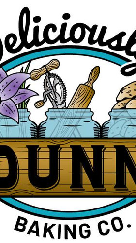 Deliciously Dunn logo