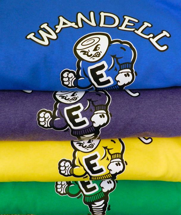 Wandell Learning Cente rshirts