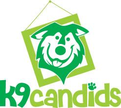 K9 Candids logo