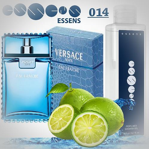 """Гель для душа парфюмированный """"Versace - Man Eau Fraiche"""" - №014"""