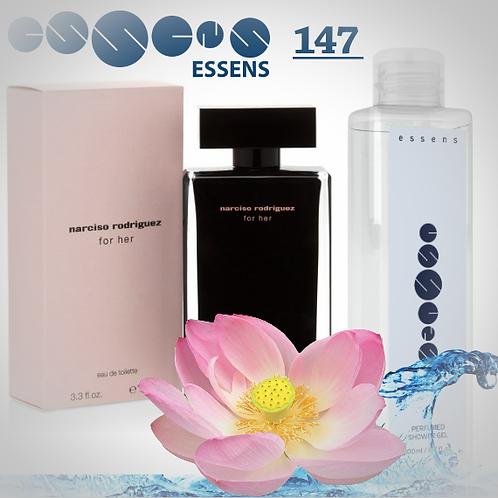 """Гель для душа парфюмированный """"Narciso Rodriguez - For Her""""- №147"""