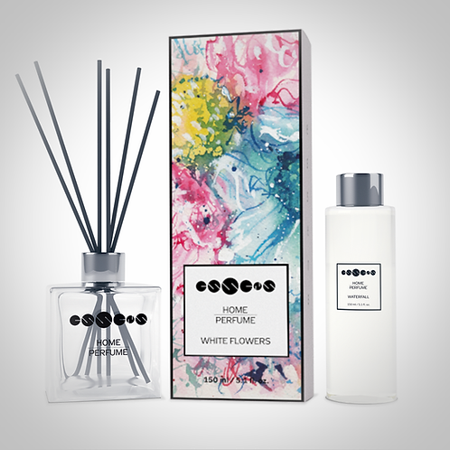 Home Perfume White Flowers - ароматизатор для дома