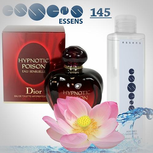 """Гель для душа парфюмированный """"Christian Dior - Hypnotic Poison""""- №145"""