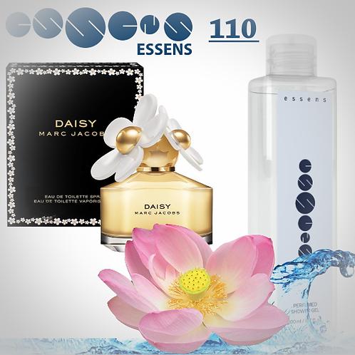 """Гель для душа парфюмированный """"Marc Jacobs - Daisy"""" - №110"""