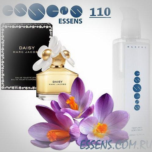 """Бальзам для тела парфюмированный """"Marc Jacobs - Daisy""""  - №110"""