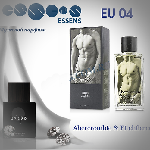 "«Abercrombie & Fitch Fierce Cologne"" eu04 - Essens (эквивалент)»»"